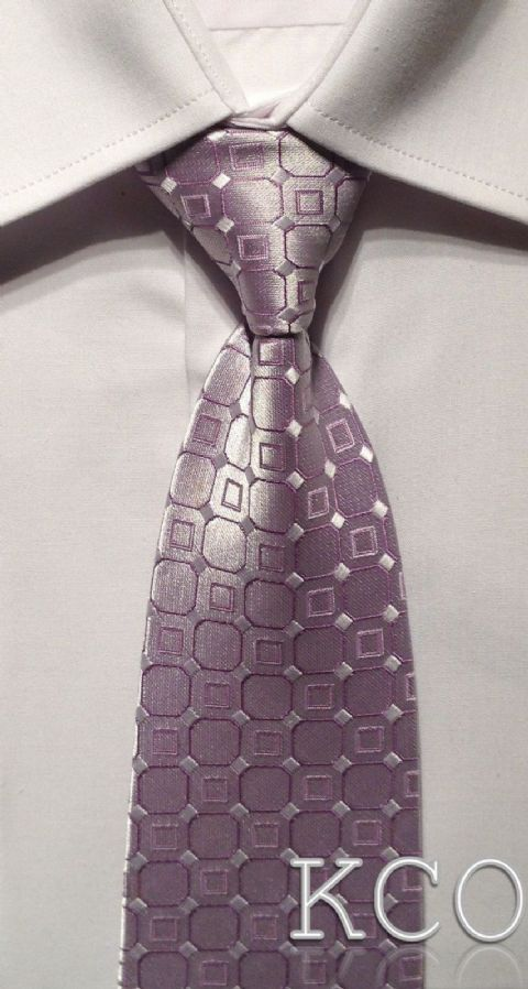 Elasticated Tie~ Style JH897C Lilac
